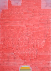 Rocky-Road-2010-Acrylic-on-Canvas-120x165cm-Cath-Ferguson